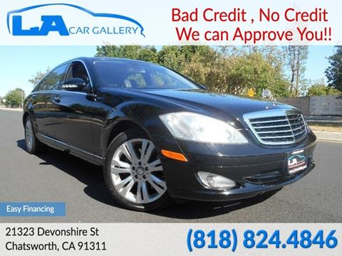 2008 Mercedes-Benz S-Class for sale in Chatsworth, CA