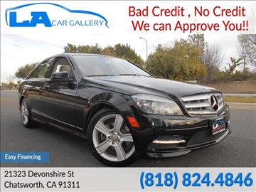2011 Mercedes-Benz C-Class for sale in Chatsworth, CA