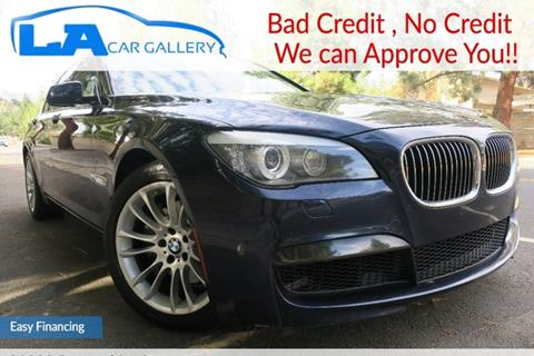 2011 BMW 7 Series for sale in Chatsworth, CA