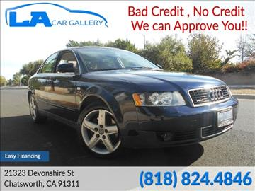 2003 Audi A4 for sale in Chatsworth, CA