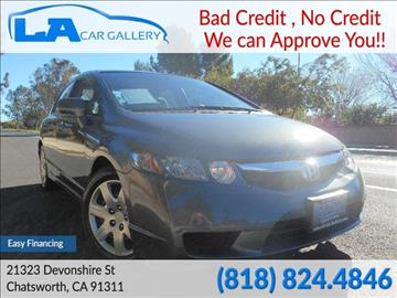 2010 Honda Civic for sale in Chatsworth, CA