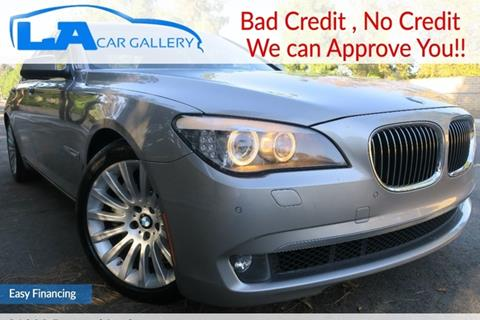 2009 BMW 7 Series for sale in Chatsworth, CA