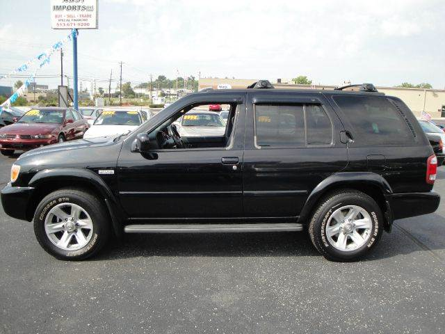 2004 Nissan Pathfinder Le Platinum Edition 4wd For Sale In