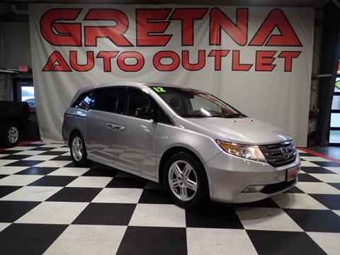2012 Honda Odyssey for sale in Gretna, NE