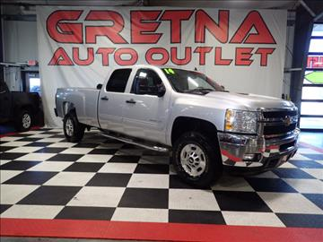 2014 Chevrolet Silverado 2500HD for sale in Gretna, NE