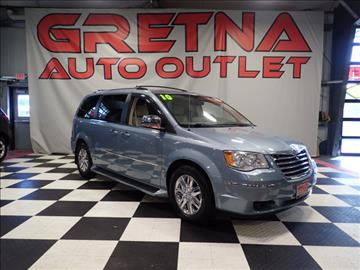 2010 Chrysler Town and Country for sale in Gretna, NE