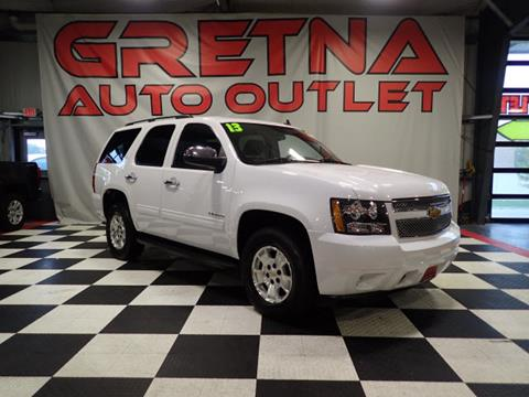 2013 Chevrolet Tahoe for sale in Gretna, NE