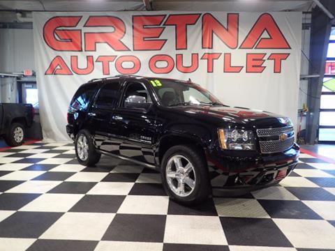 2013 Chevrolet Tahoe for sale in Gretna, NE