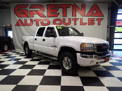 2006 GMC Sierra 2500HD for sale in Gretna, NE