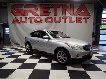 2008 Infiniti EX35 for sale in Gretna, NE