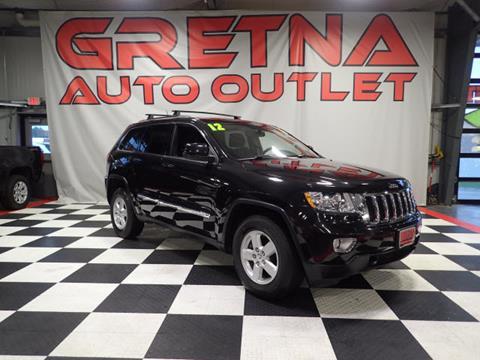 2012 Jeep Grand Cherokee for sale in Gretna, NE