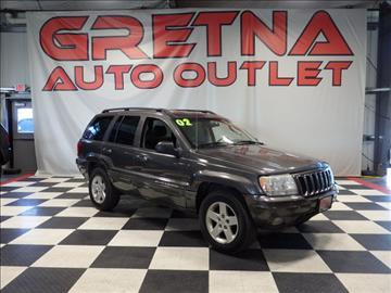2002 Jeep Grand Cherokee for sale in Gretna, NE