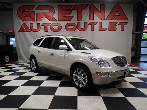 2012 Buick Enclave for sale in Gretna, NE
