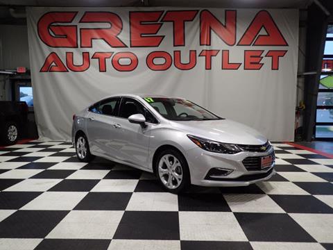 2017 Chevrolet Cruze for sale in Gretna, NE