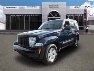 2012 Jeep Liberty for sale in Wantagh, NY