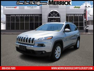 2014 Jeep Cherokee for sale in Wantagh, NY