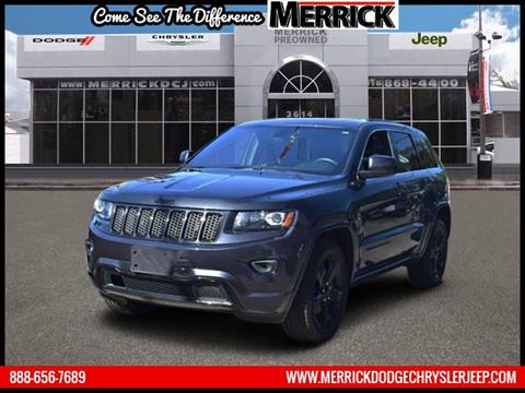 2015 Jeep Grand Cherokee for sale in Wantagh, NY