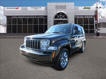 2009 Jeep Liberty for sale in Wantagh, NY