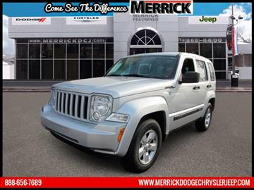 2011 Jeep Liberty for sale in Wantagh, NY