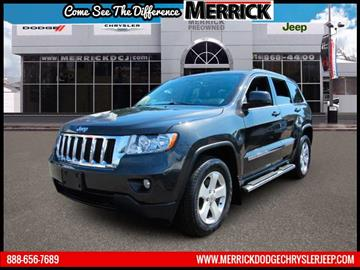 2011 Jeep Grand Cherokee for sale in Wantagh, NY