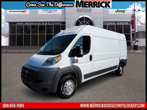 2017 RAM ProMaster Cargo for sale in Wantagh, NY