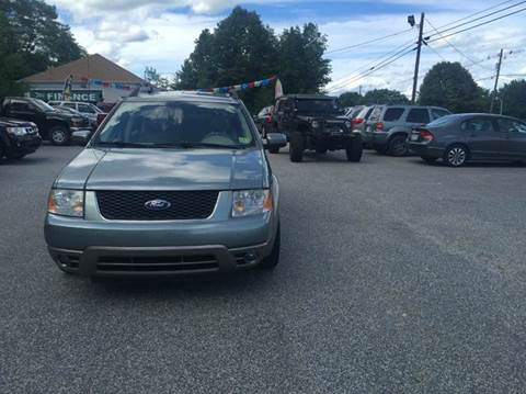 Ford Freestyle For Sale New Jersey