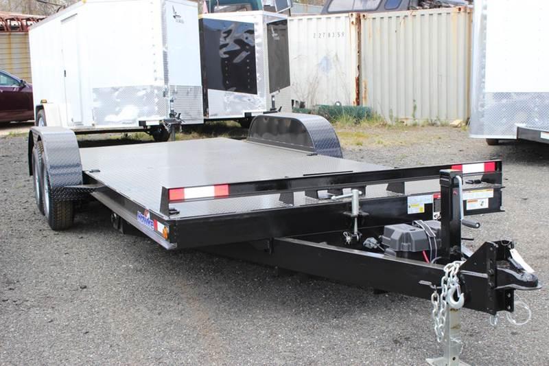 2015 HAWKE 7X18 10K Tilt Bed Equipment Tr