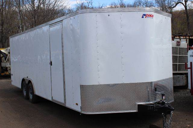 2015 Pace American 8.5' x 24' & 28' Enclosed Trai