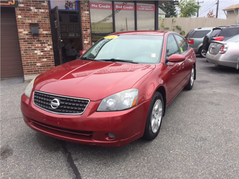 2006 Nissan Altima for sale in Worcester, MA