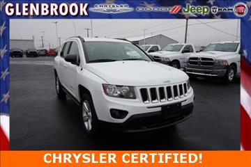 2016 Jeep Compass for sale in Fort Wayne, IN