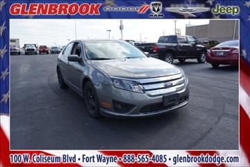 2010 Ford Fusion for sale in Fort Wayne, IN
