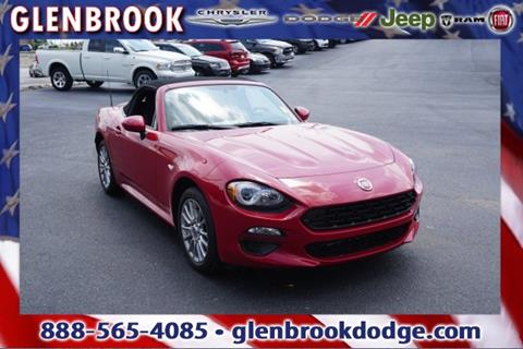2017 FIAT 124 Spider for sale in Fort Wayne, IN