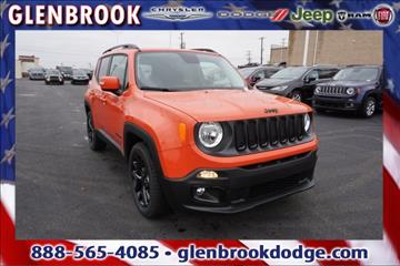 2017 Jeep Renegade for sale in Fort Wayne, IN