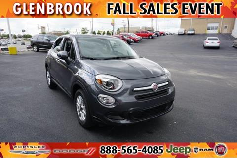 2017 FIAT 500X for sale in Fort Wayne, IN