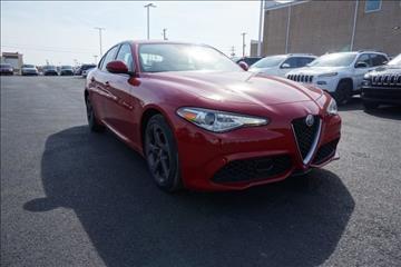 2017 Alfa Romeo Giulia for sale in Fort Wayne, IN