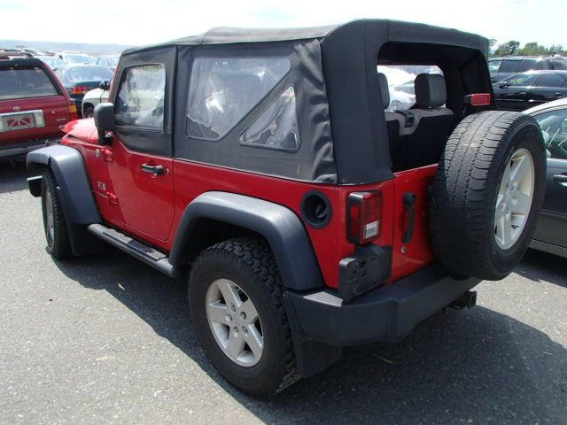 2008 Jeep Wrangler for sale in SOMERSET PA