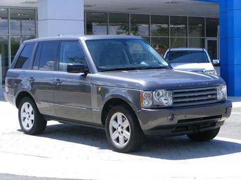 2005 Land Rover Range Rover for sale in Milledgeville, GA