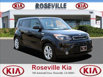 2016 Kia Soul for sale in Roseville, CA