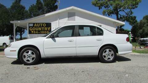 2004 Chevrolet Classic for sale in Brooksville, nul