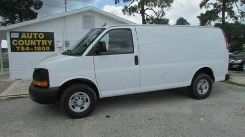 2015 Chevrolet Express Cargo for sale in Brooksville, nul