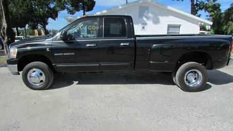 2006 Dodge Ram Pickup 3500 for sale in Brooksville, FL