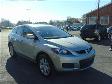 2007 Mazda CX-7 for sale in Mechanicsburg, PA