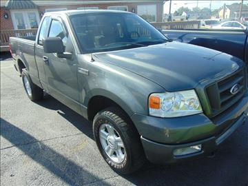 2005 Ford F-150 for sale in Mechanicsburg, PA