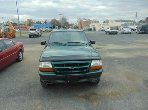 2000 Ford Ranger for sale in Mechanicsburg, PA