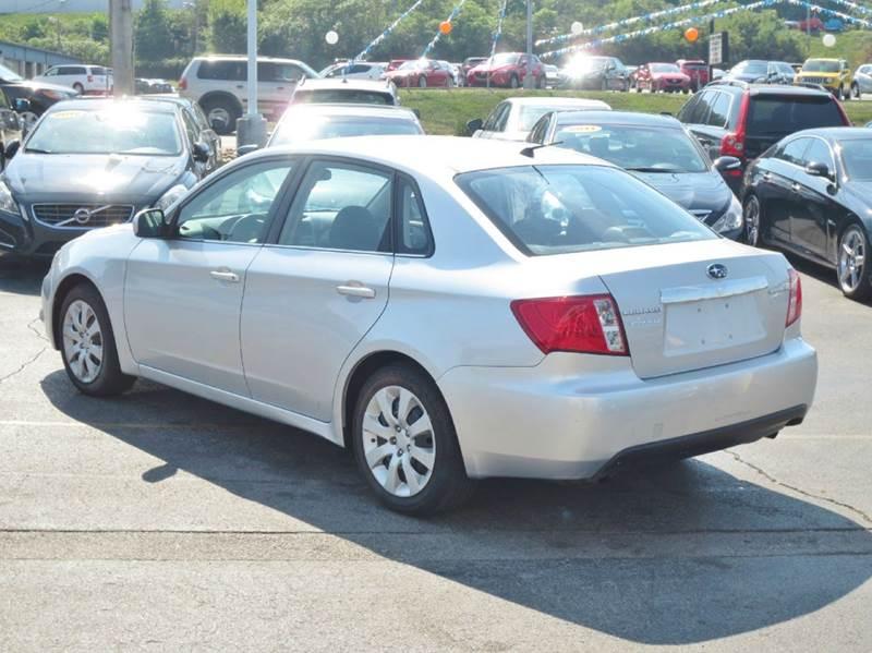 2010 Subaru Impreza AWD 2.5i 4dr Sedan 4A - Knoxville TN