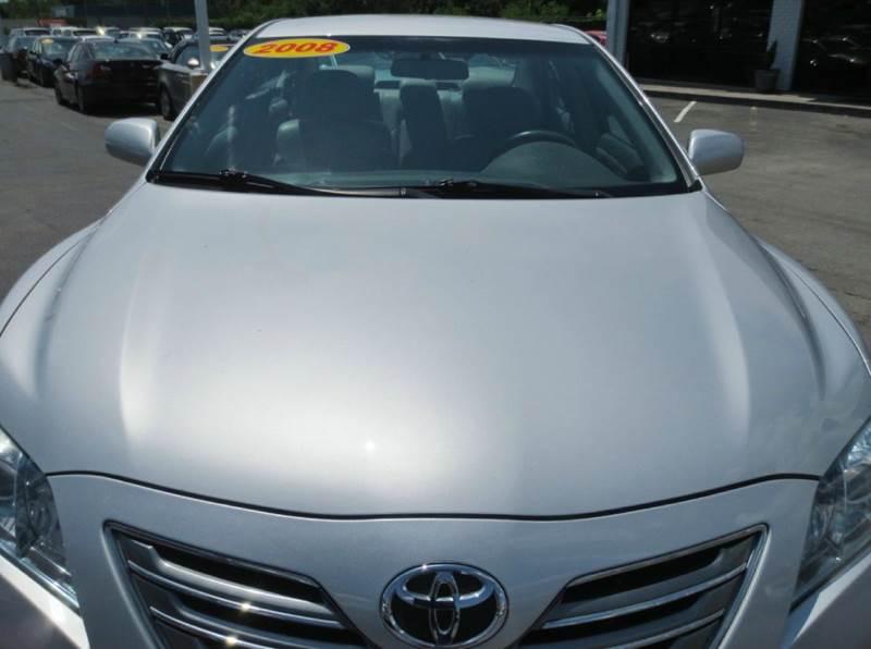 2008 Toyota Camry Hybrid 4dr Sedan - Knoxville TN