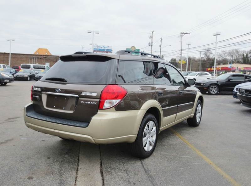 2008 Subaru Outback 2.5i AWD 4dr Wagon  - Knoxville TN