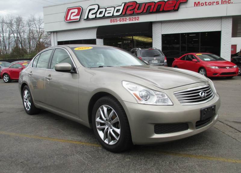 Infiniti For Sale In Knoxville Tn