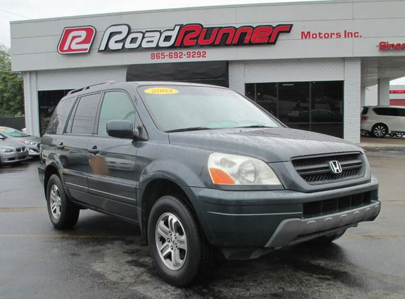 2003 Honda Pilot For Sale In Lowell Ma Carsforsale Com