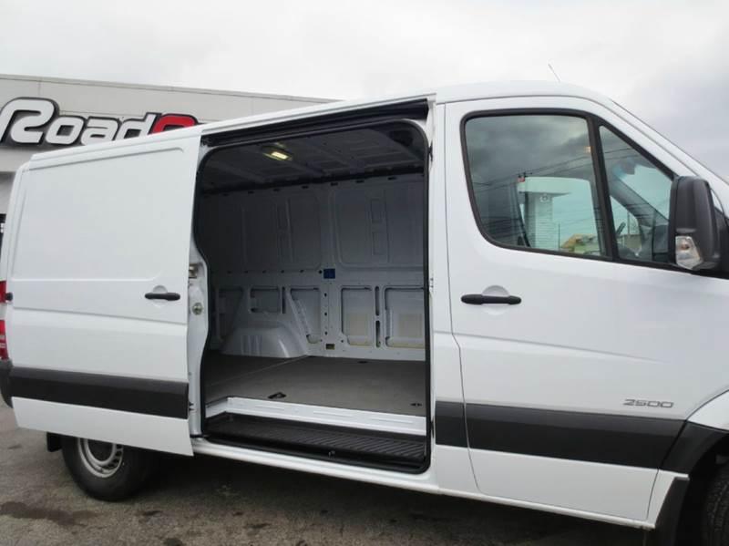 2014 Mercedes-Benz Sprinter Cargo 2500 144 WB 3dr Cargo Van - Knoxville TN
